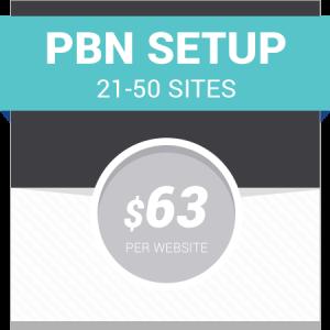 pbn setup 21-50